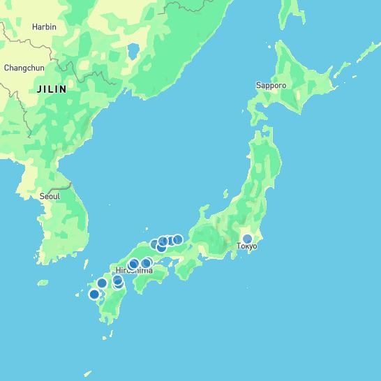 Carte Jipangu Passeport Japon 2020