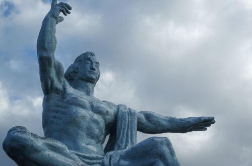 Statue de la paix, préfecture de Nagasaki