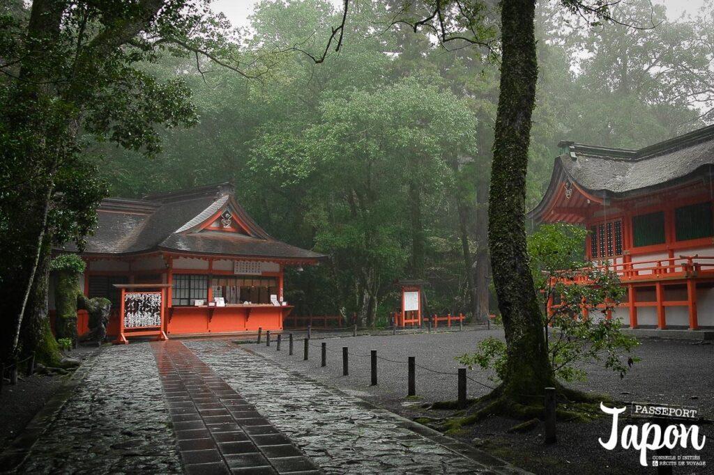 Sanctuaire Usa jingu, Usa, préfecture d'Oita