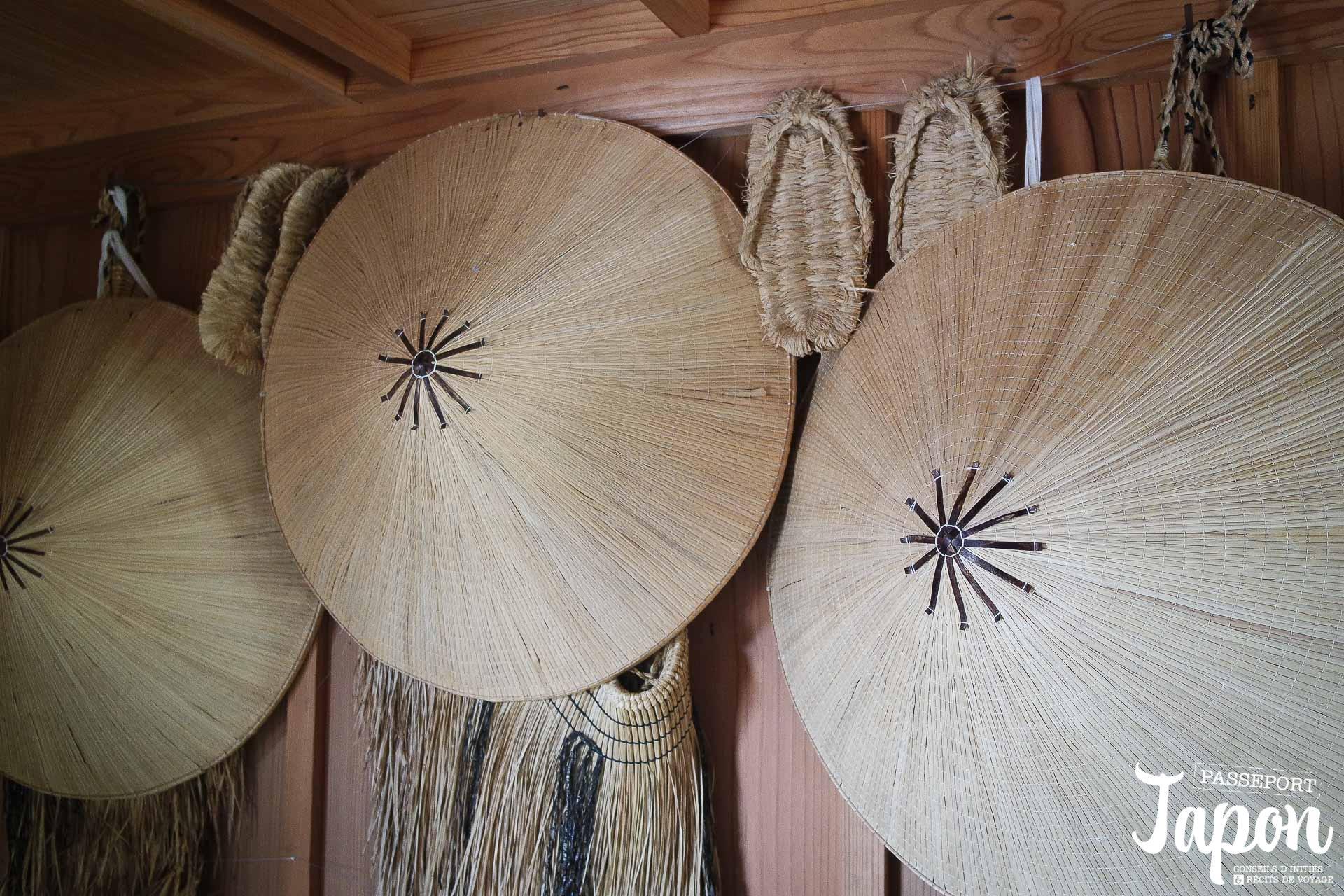 hakone-sekisho-musee-chapeaux-paille