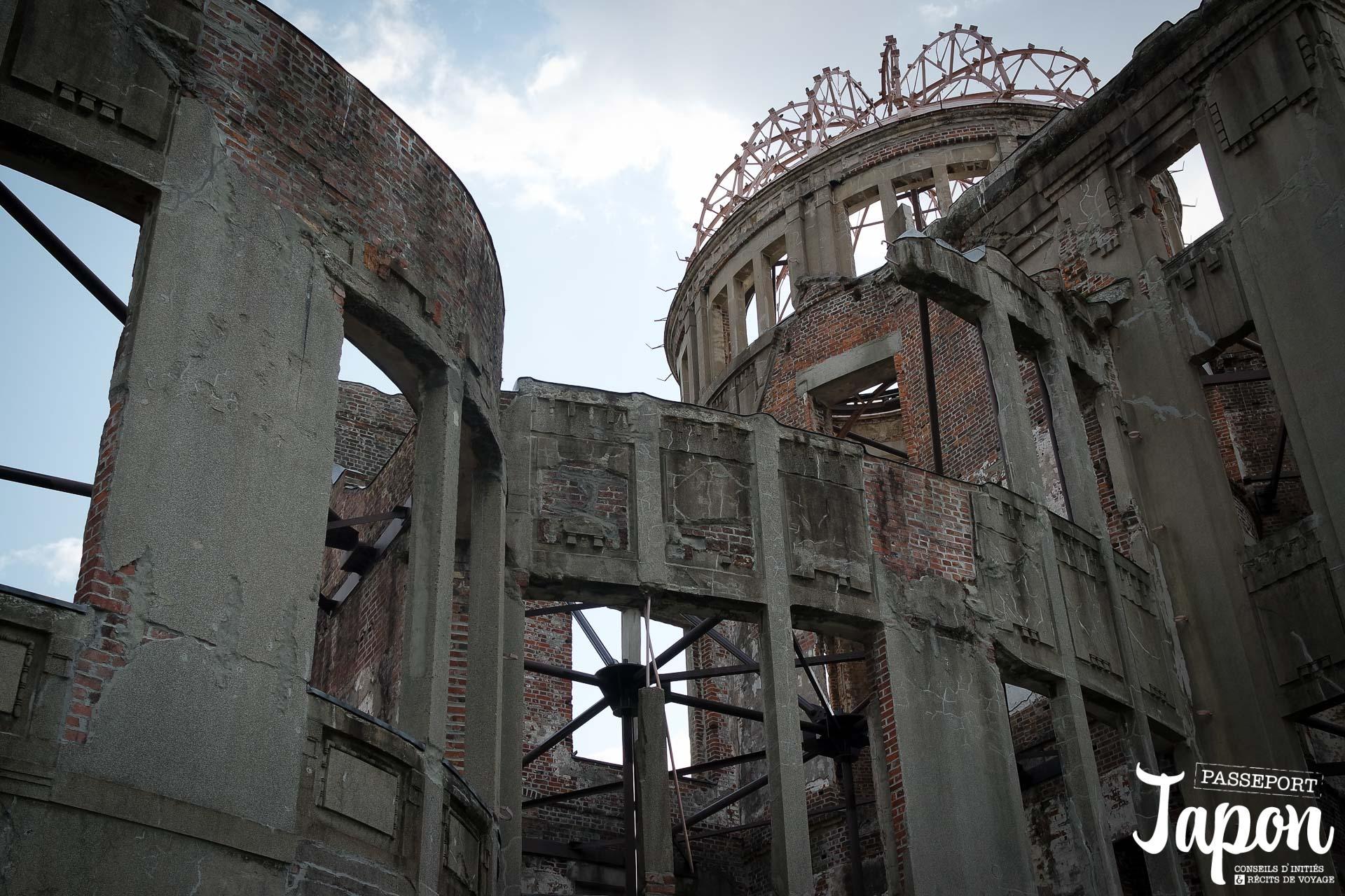 dome-genbaku-hiroshima-detail-structure