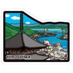 Gotochi card Hiroshima 2017-2018