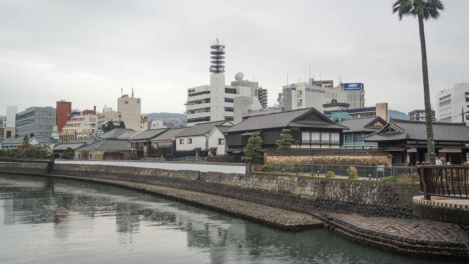Dejima, préfecture de Nagasaki