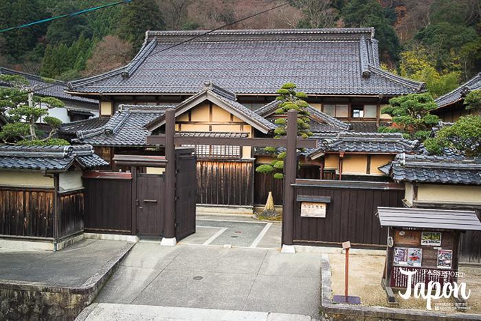 Maison Ishitani, Chizu, préfecture de Tottori
