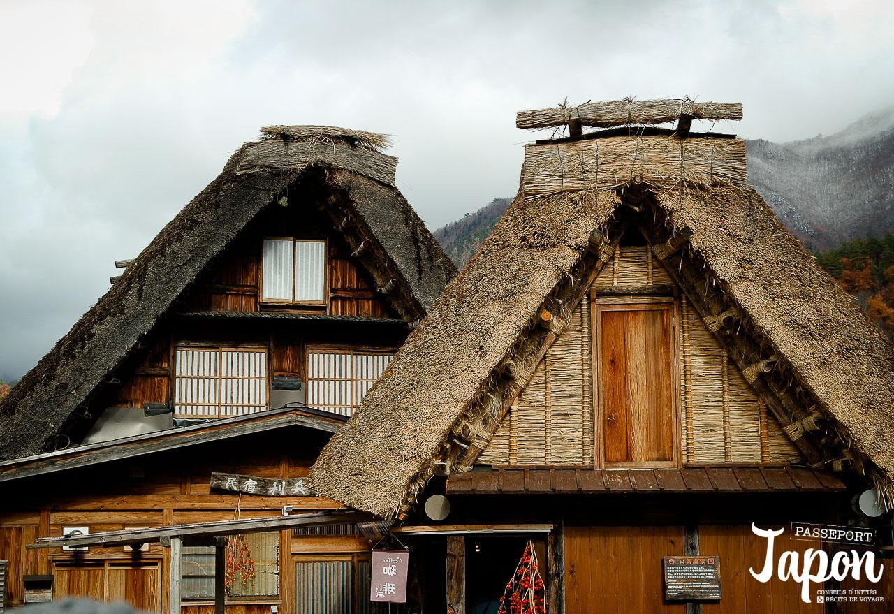 shirakawago-chaumiere-toitures