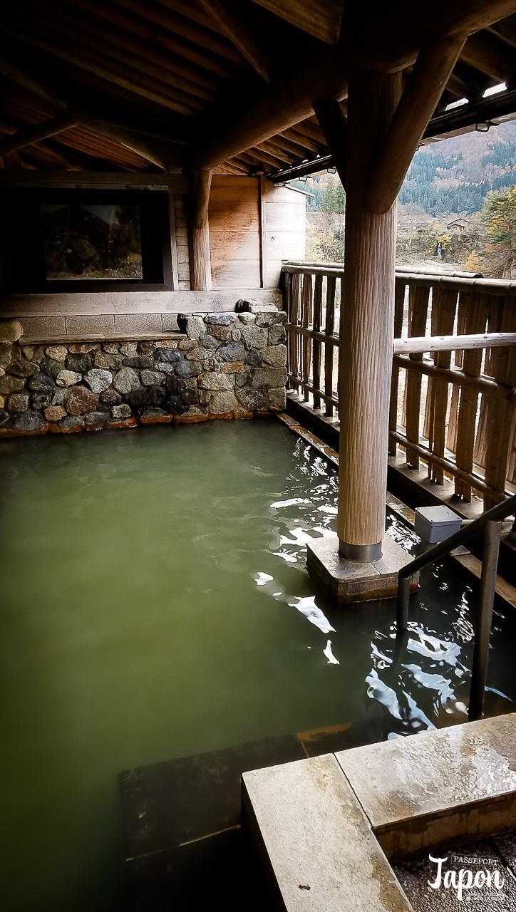 Shirakawago onsen, préfecture de Gifu