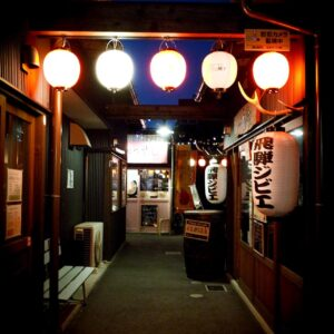 Dekonaru Yokocho, Takayama, préfecture de Gifu