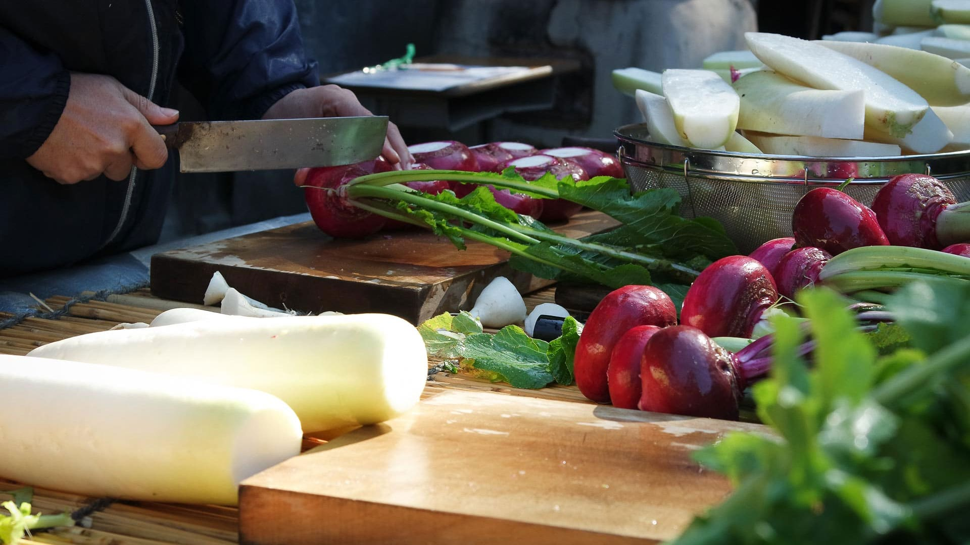 Atelier culinaire à Hida-no-Sato, Takayama, préfecture de Gifu