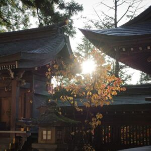 Sanctuaire Sakurayama Hachimangu, Takayama, préfecture de Gifu