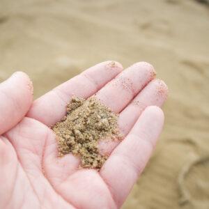 Sable des dunes, préfecture de Tottori