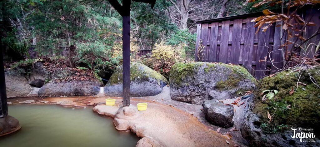 Hirayu-no-yu, Okuhida onsen, préfecture de Gifu