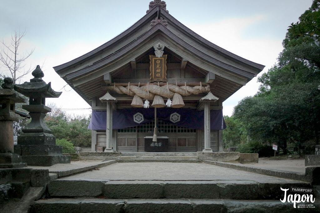 Sanctuaire Hakuto-jinja, préfecture de Tottori
