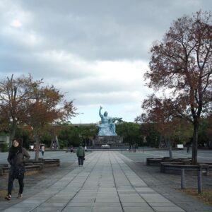 Parc de la paix, Nagasaki