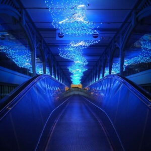 Illuminations à Glover Garden, Nagasaki
