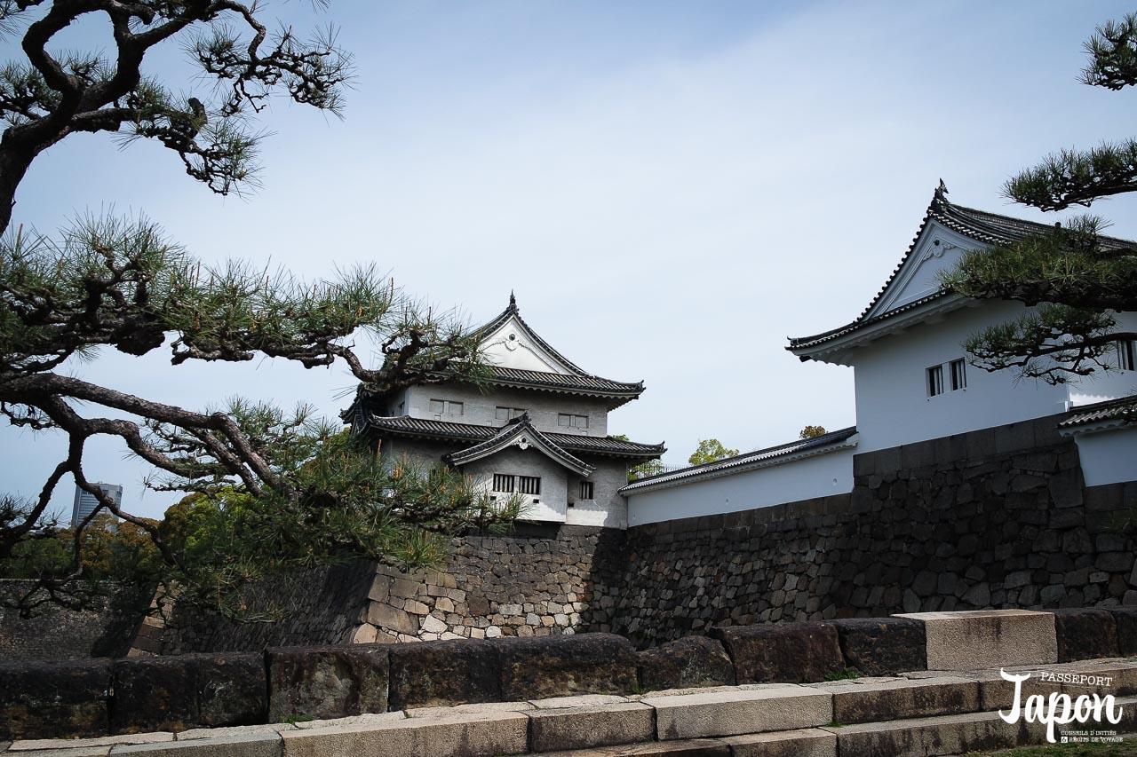 Enceinte du château d'Osaka